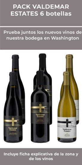 valdemar estates 6 botellas