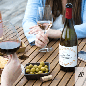 Cata Maridada En Bodega de Vinos de Rioj