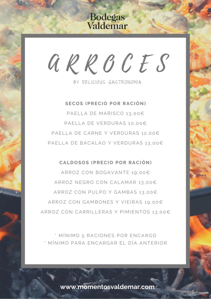 Arroces by Delicious Gastronomía