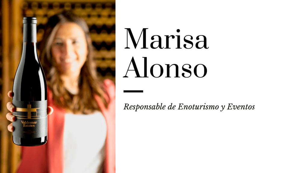 Marisa Alonso mi vino favorito