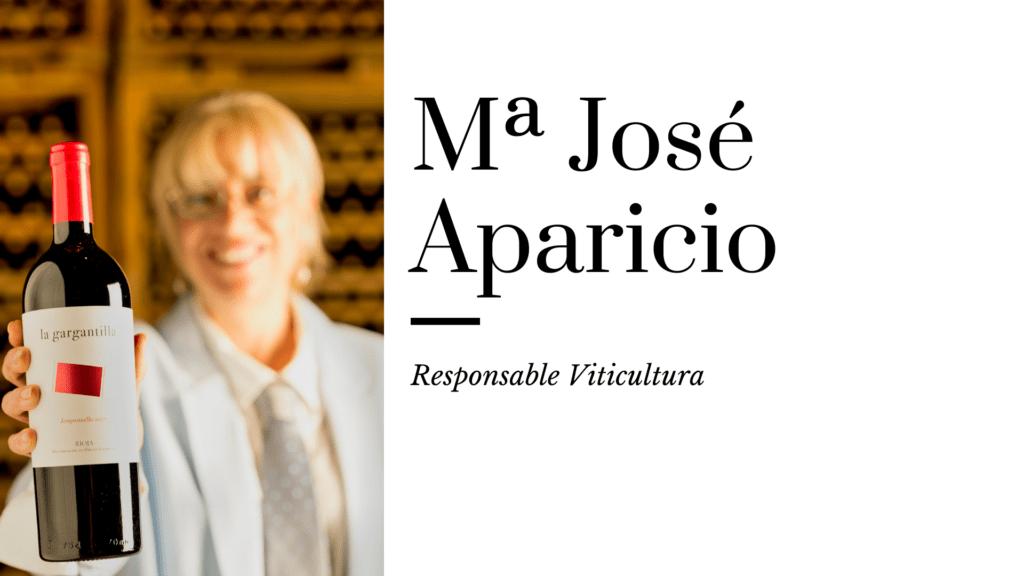 Mi vino favorito Jose Aparicio