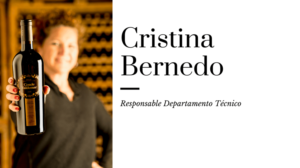 Cristina Bernedo_mi vino favorito