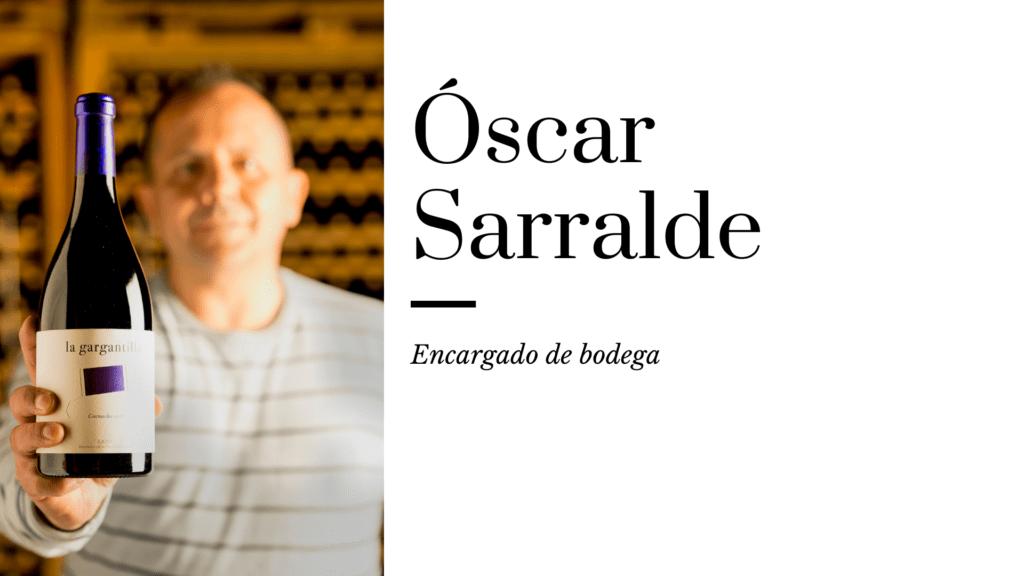 Oscar Sarralde_mi vino favorito