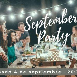 VALDEMAR SEPTEMBER PARTY