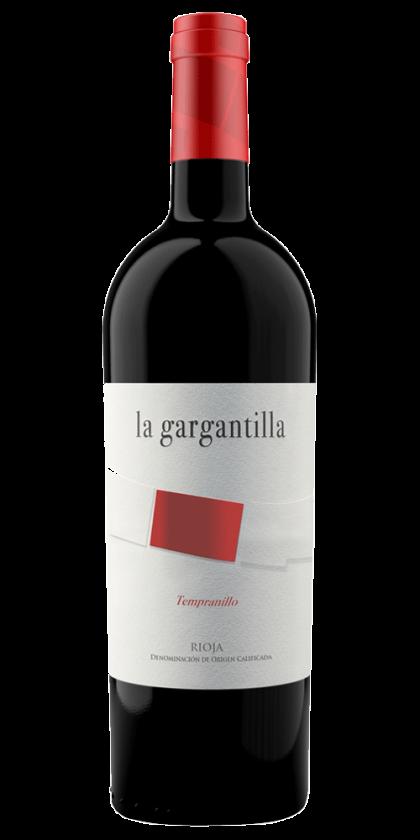 La Gargantilla Tempranillo