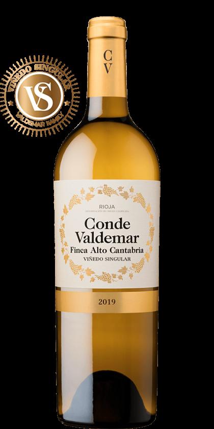 Conde Valdemar Finca Alto Cantabria Blanco