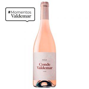 Vino Conde Valdemar Rosé